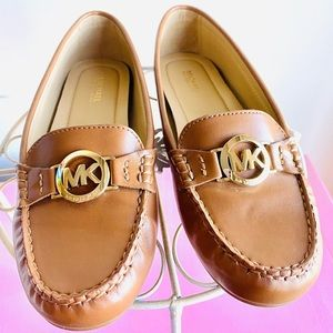 Michael Kors Classic Flat Shoes (ONLY WORN ONCE)